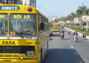 shuttle bus da nang to hoi an